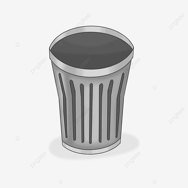 trash bin clip art