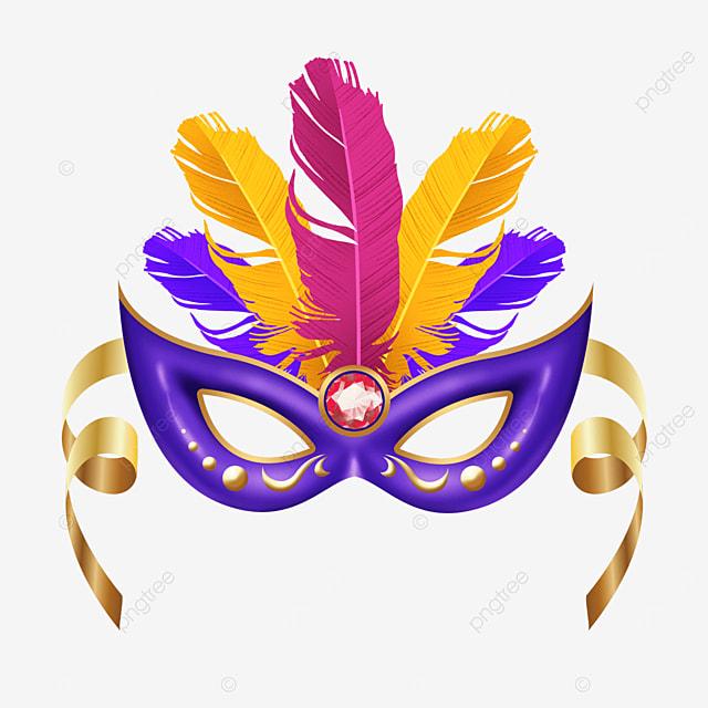 textured purple carnival masquerade mask