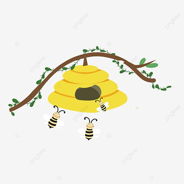 beehive clipart hardworking bees