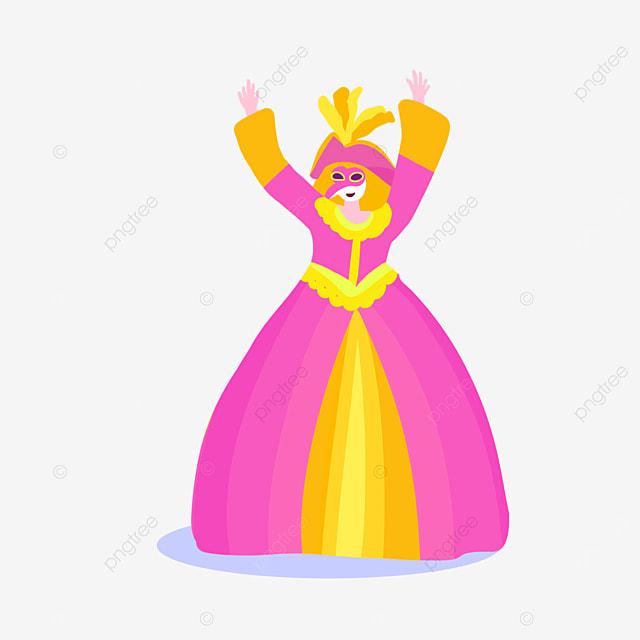 venice carnival princess