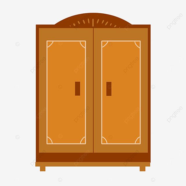 cupboard clipart wardrobe wooden wardrobe double door cupboard