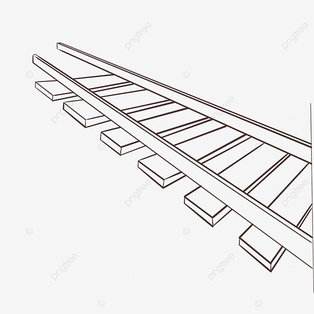 train railway clip art