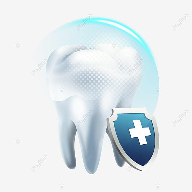 blue shield light effect dental health