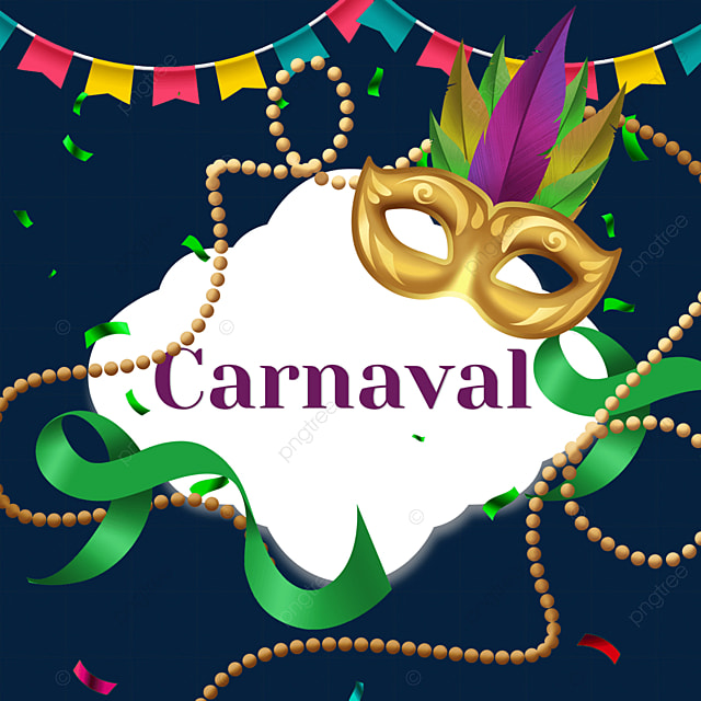 brazilian carnival border
