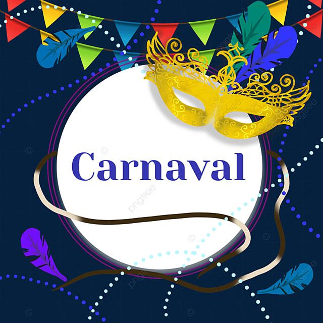 brazilian carnival round border