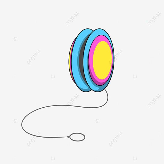 childhood yo yo clip art