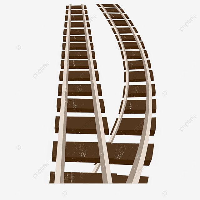 cross railway clip art