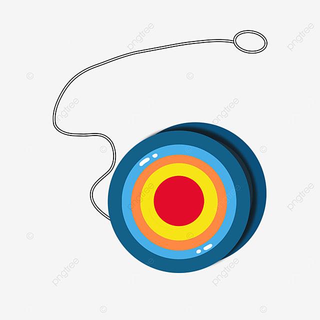 dark blue yo yo clip art