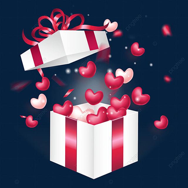 dynamic love open love box valentines day