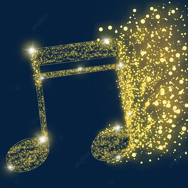 eight two beat music luminous light effect particles