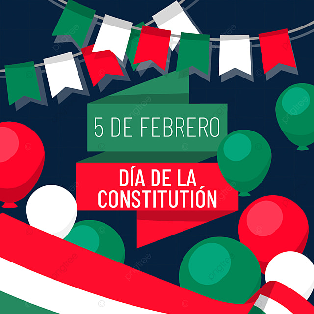 mexican constitution day balloon flag dress up