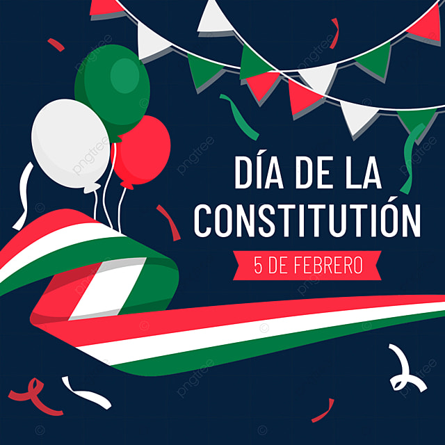 mexican constitution day balloon moldings