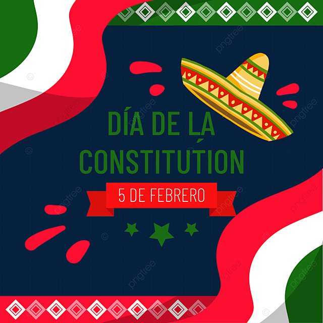 mexican constitution day decoration