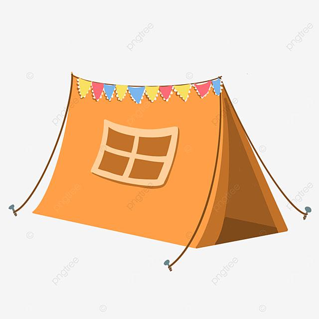 outdoor tent clip art