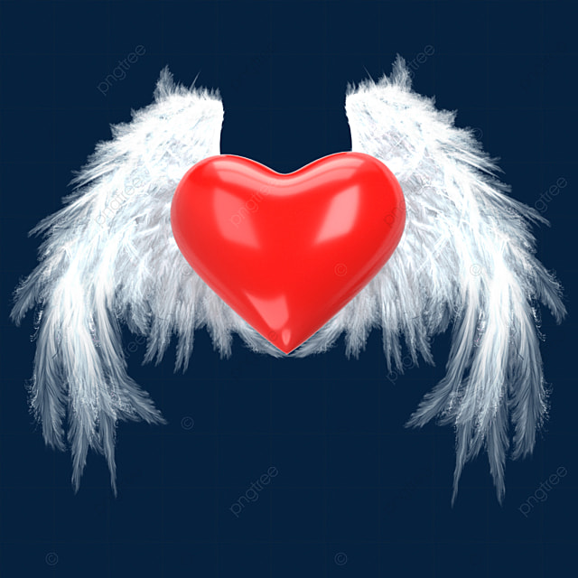 personality angel valentines day love