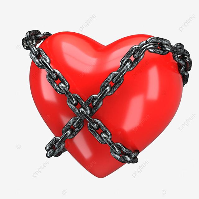 personality iron chain love