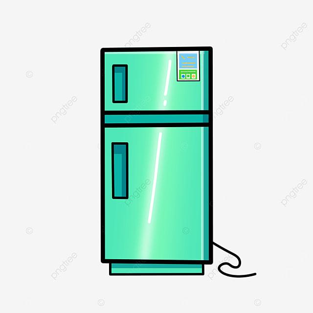 po green refrigerator clip art