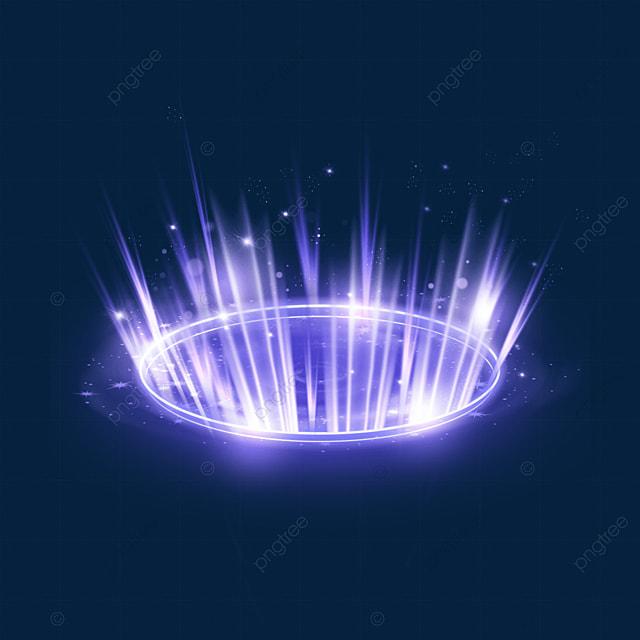 purple radiation fantasy style sci fi magic light effect
