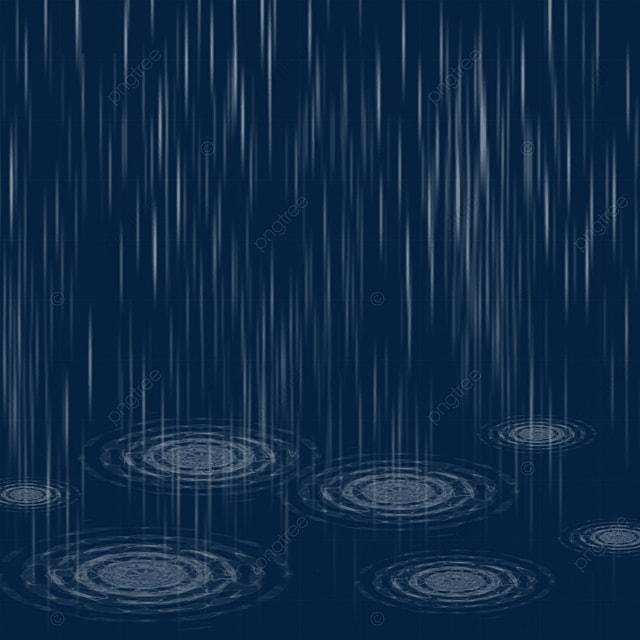 rainy day drizzle raindrops
