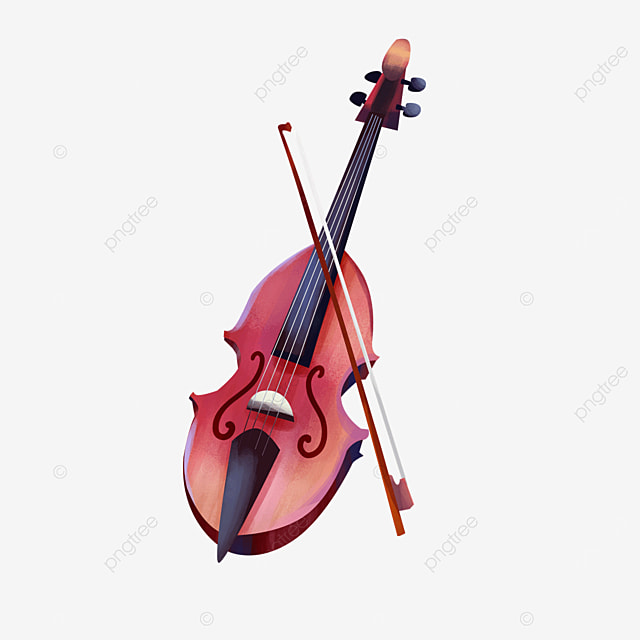 stringed instrument solo orchestra performance tool violin clip art