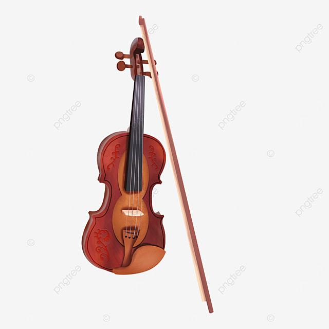 unique pattern texture bowstring combination violin clipart