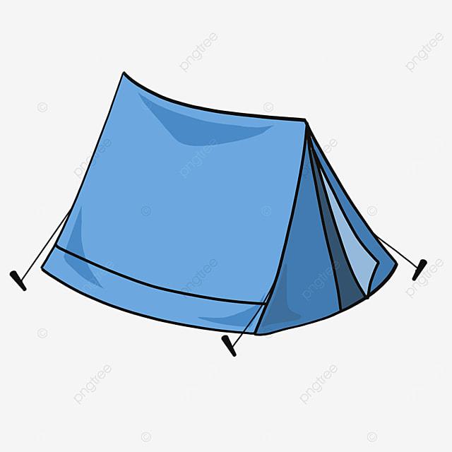 waterproof camping tent clip art