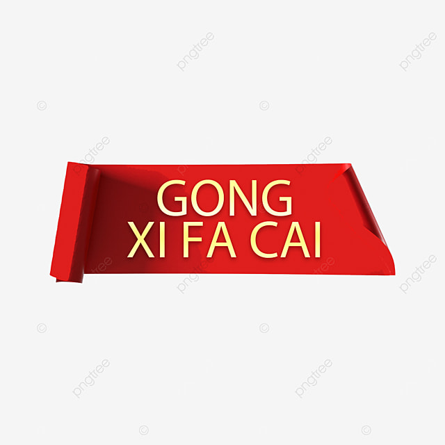 year of the ox gong xi fa cai