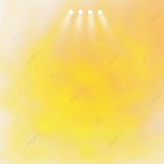 yellow gradient stage color spotlight