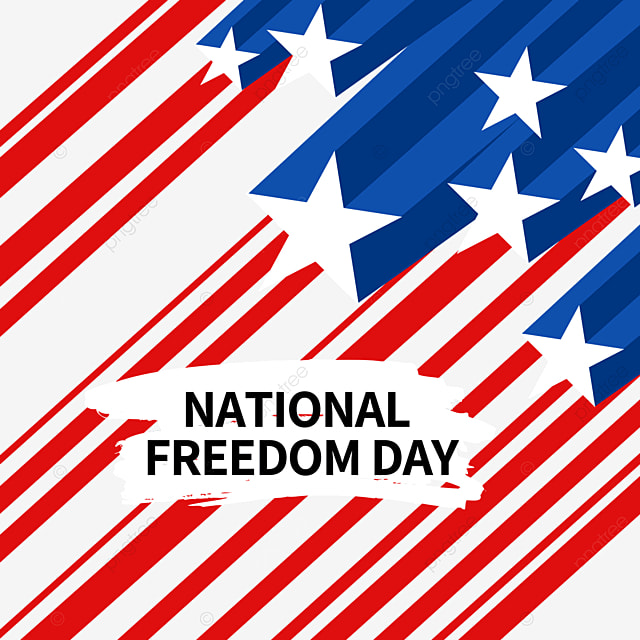 celebrating the revolution of independence and liberation national freedom day