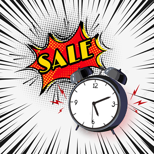 discount promotion countdown promotion dialog