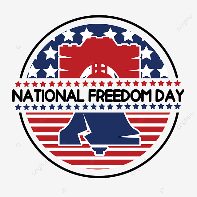 liberty bell wake up freedom and independence national freedom day