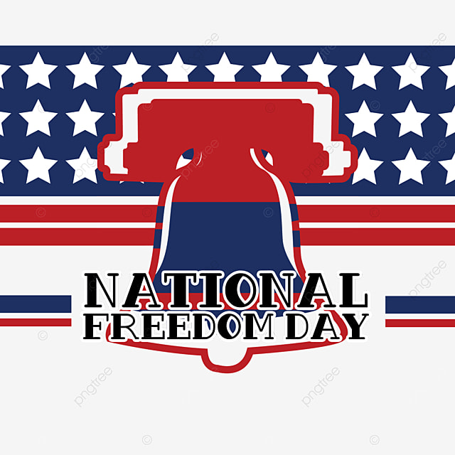 philadelphia liberty bell tolls liberation independence freedom national freedom day