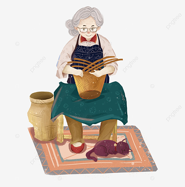 Pics granny free old Women As