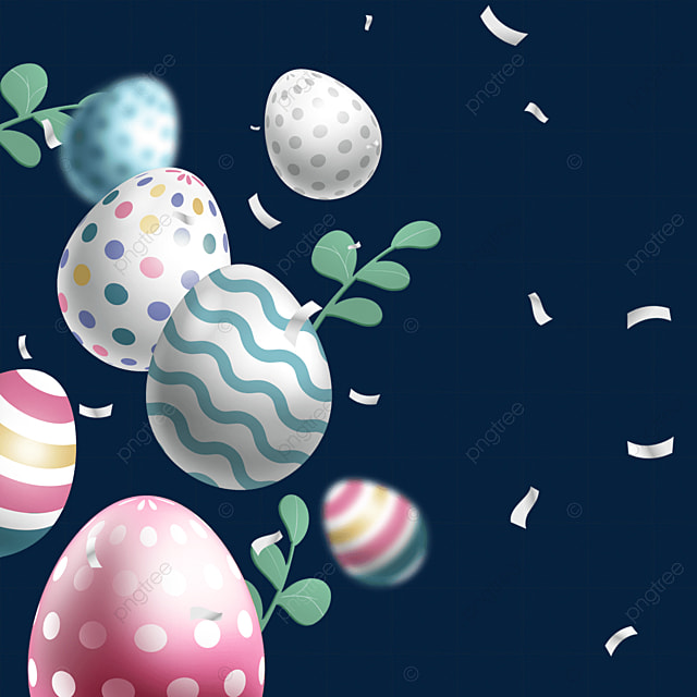 colorful pattern easter texture egg