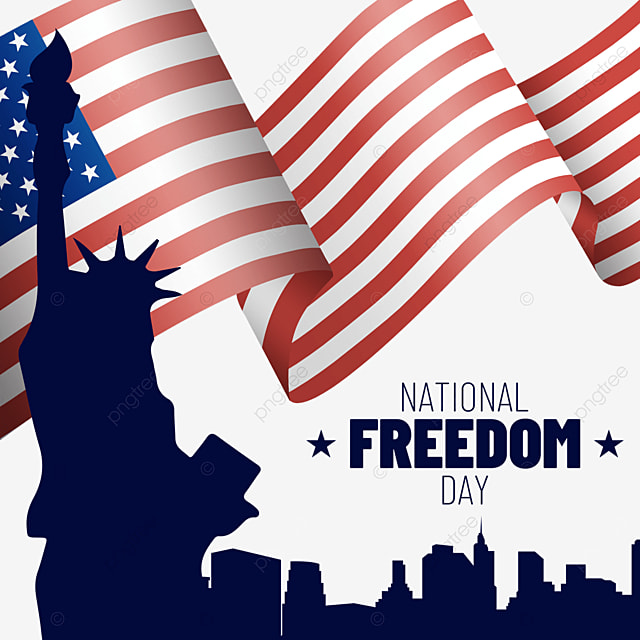 textured flag statue of liberty silhouette usa national freedom day