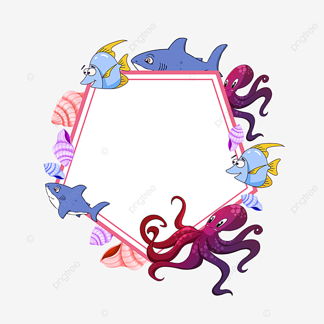 world oceans day octopus shark resources border