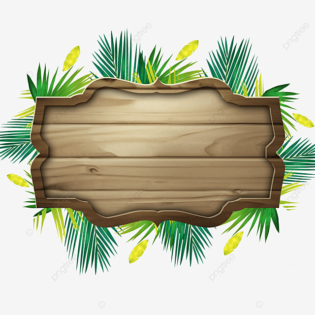 plant border european wood board