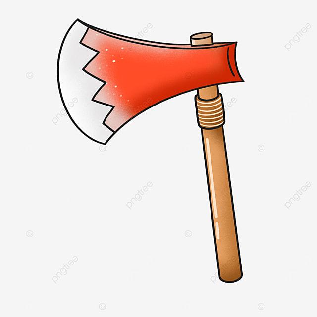 wide axe clip art