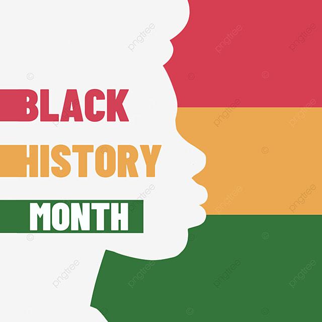 black history month banner ideas