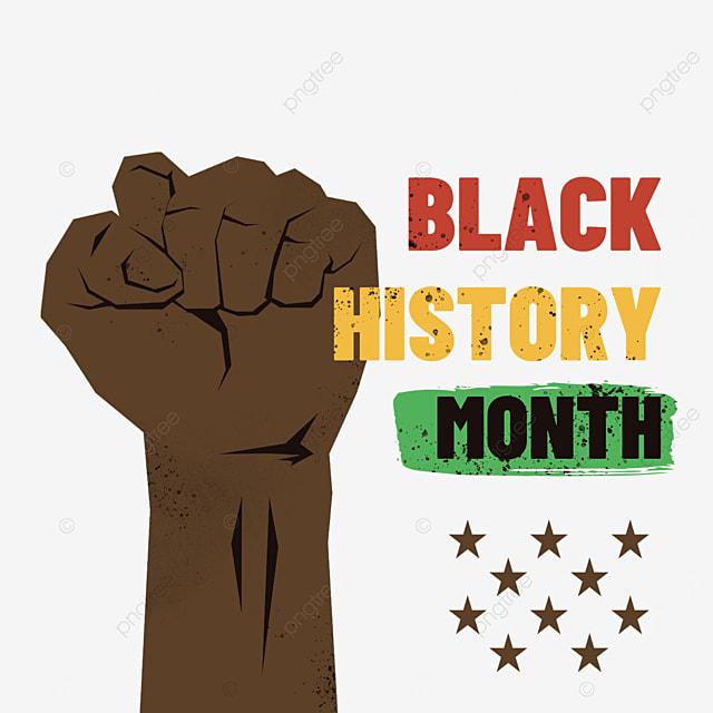 black history month oath