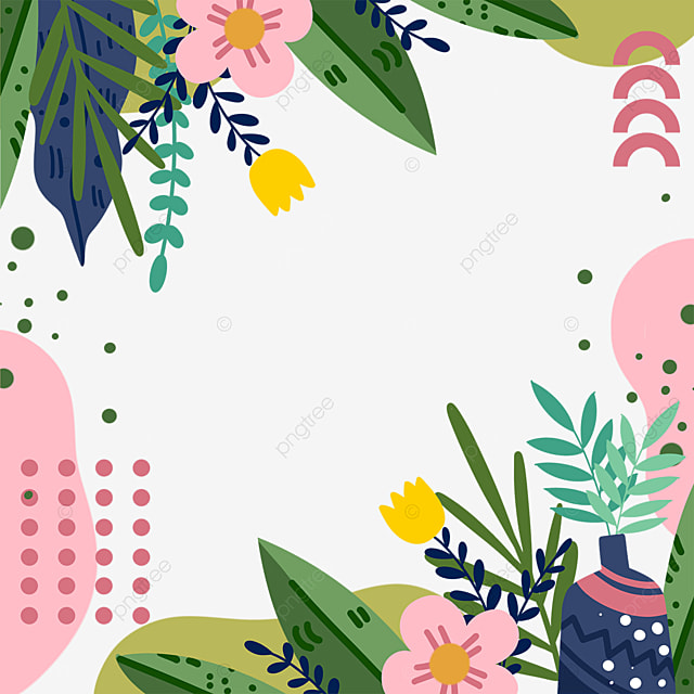 creative plant memphis border