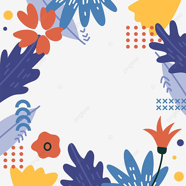 memphis style plant border