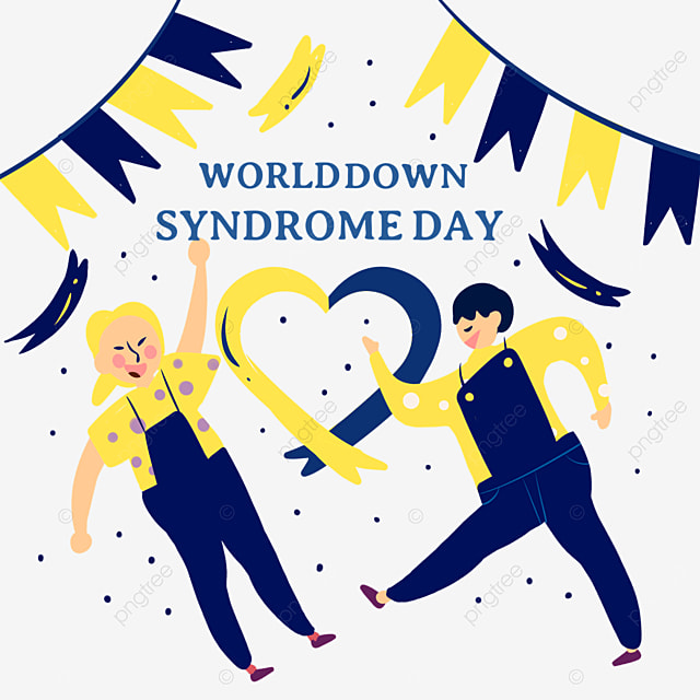 world down syndrome day banner