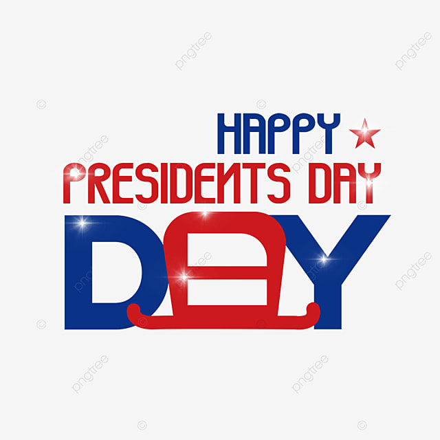 american presidents day hat variation font