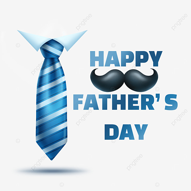blue texture cartoon fathers day