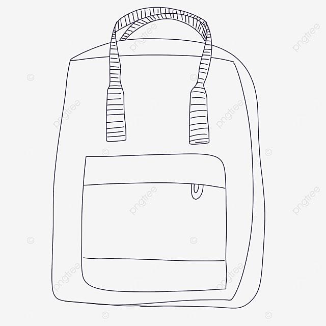 briefcase clip art black and white