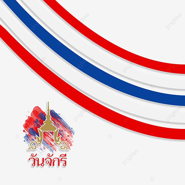 ribbon badge chakri memorial day