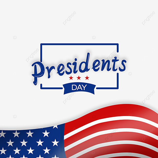 streamers american presidents day