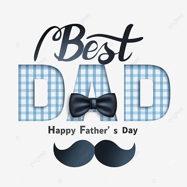 textured cartoon fathers day grid art word