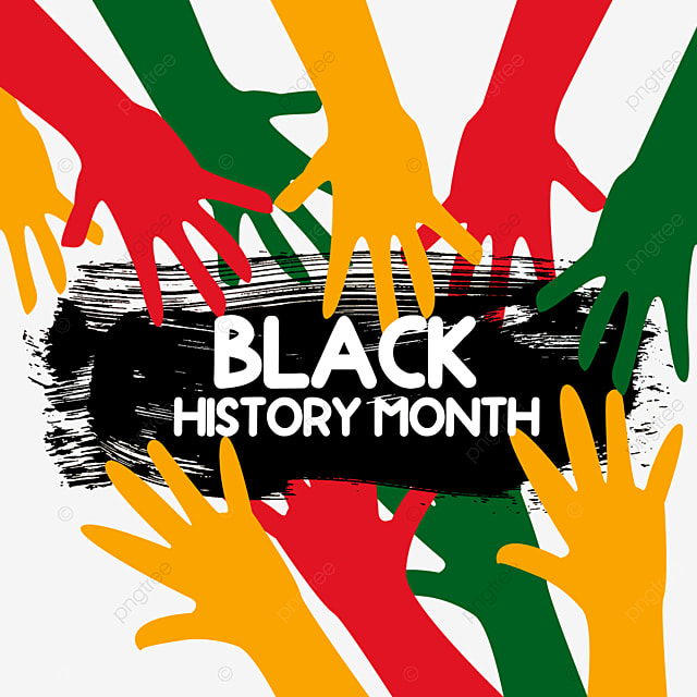 color hand movements symbolize historical black history month